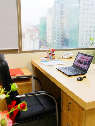Chỗ ngồi làm việc cố định