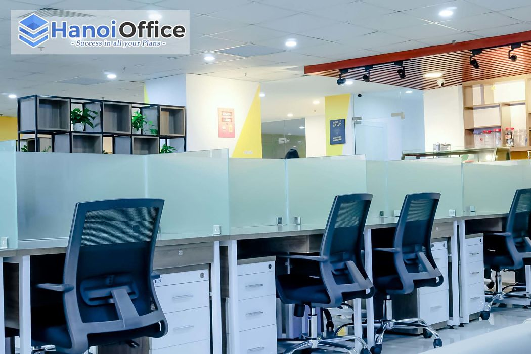 cho thuê chỗ ngồi làm việc tại Hà Nội