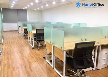 Cho thuê chỗ ngồi làm việc Hà Nội