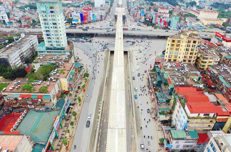 Cho thuê văn phòng quận Thanh Xuân
