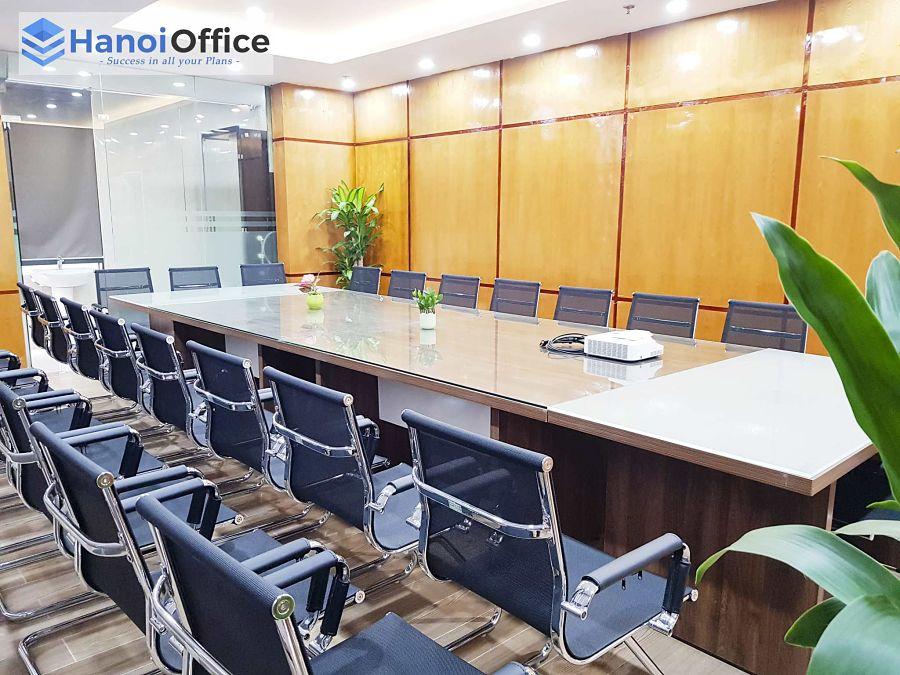 Văn phòng chia sẻ tại Thanh Xuân - Phòng họp lớn