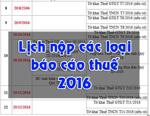 lich-nop-cac-loai-bao-cao-thue-2016