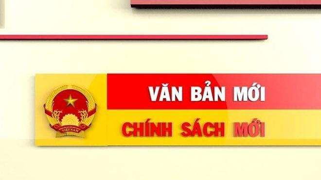 chinh-sach-moi-co-hieu-luc-tu-thang-8-2016