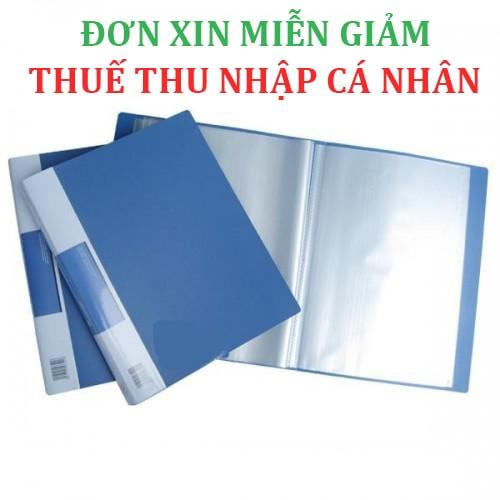 don-xin-mien-giam-thue-thu-nhap-ca-nhan-1