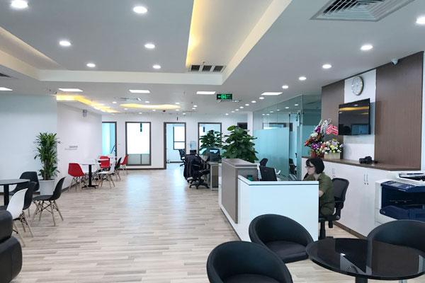 Văn phòng ảo tại Hà Nội