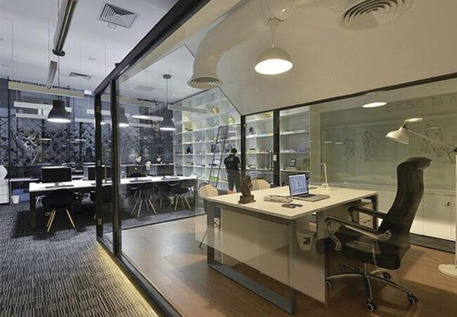Top 10 văn phòng đẹp nhất Việt Nam- BAUHAUS