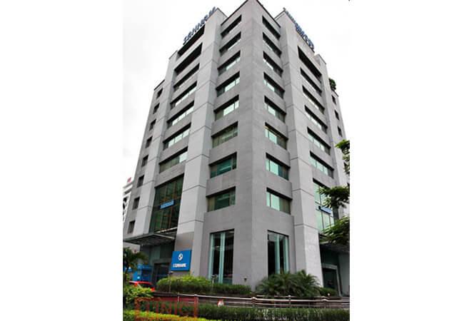Các tòa nhà văn phòng cho thuê - Sannam 78 Duy Tân. Cầu Giấy