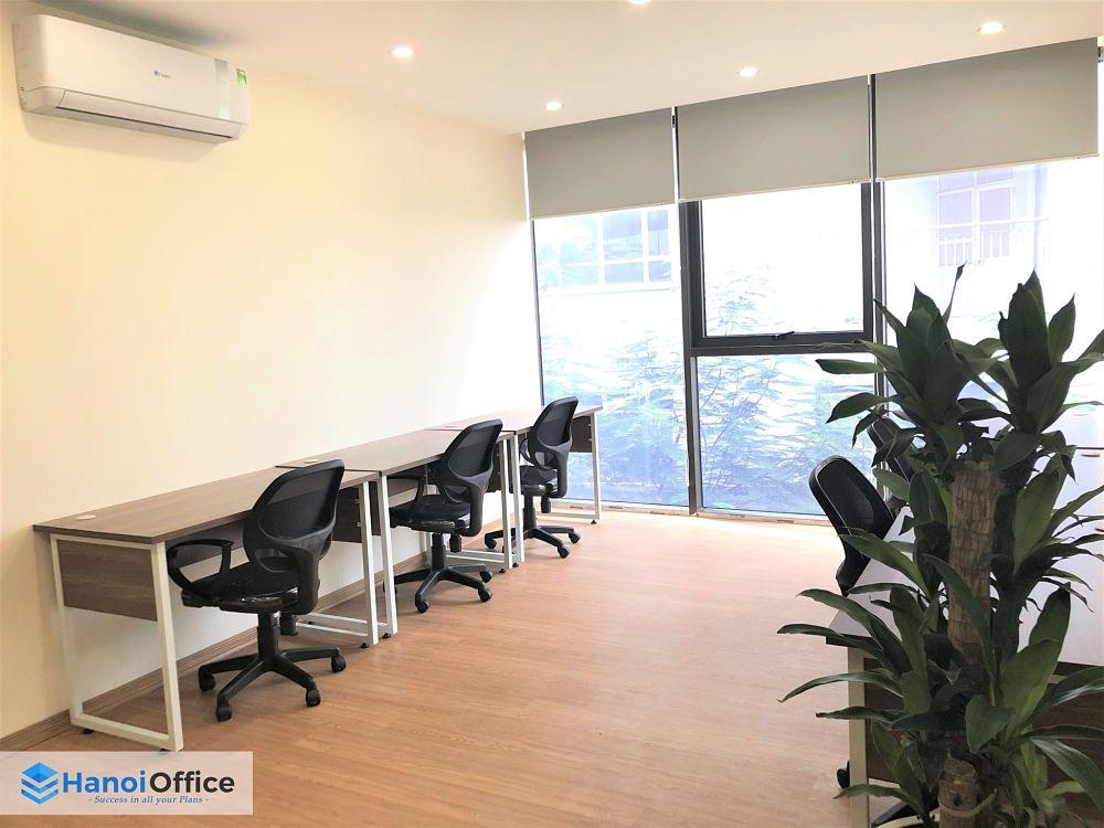 Thuê văn phòng quận Nam Từ Liêm - Chỉ 5.5 triệu đồng sở hữu văn phòng hạng A đường Lê Đức Thọ