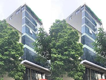 tòa nhà văn phòng cho thuê AT Building