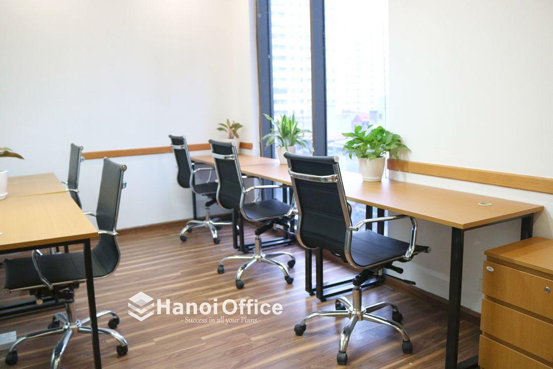 văn phòng cho thuê Lê Văn Lương có vị trí đắc địa