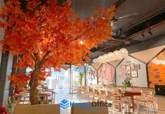 Cho thuê văn phòng quận Hoàng Mai