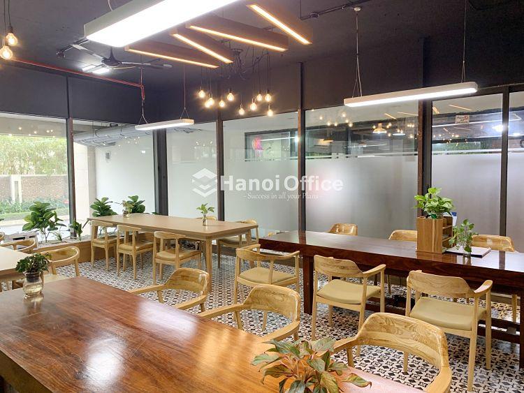 Cho thuê văn phòng tại Tam Trinh