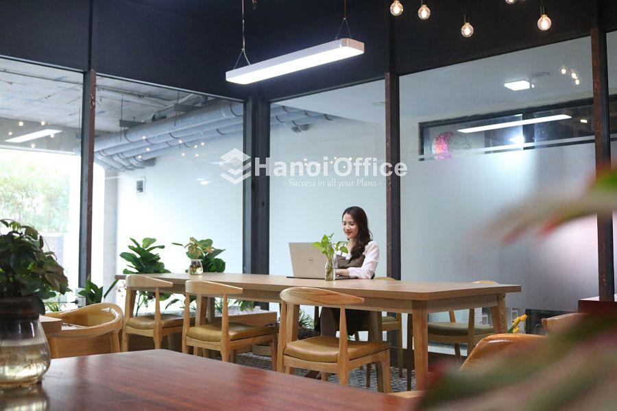 Cho thuê chỗ ngồi làm việc tại Tam Trinh